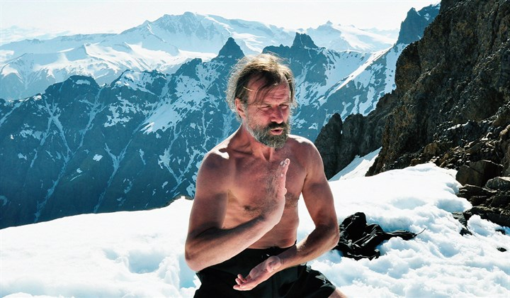 Chilling With The Iceman: Our Interview With Wim Hof