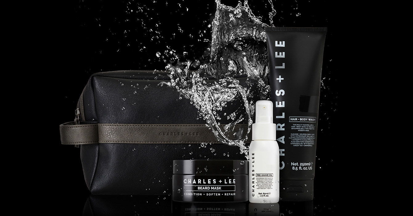 Charles + Lee Are Changing The Game For Men's Skincare