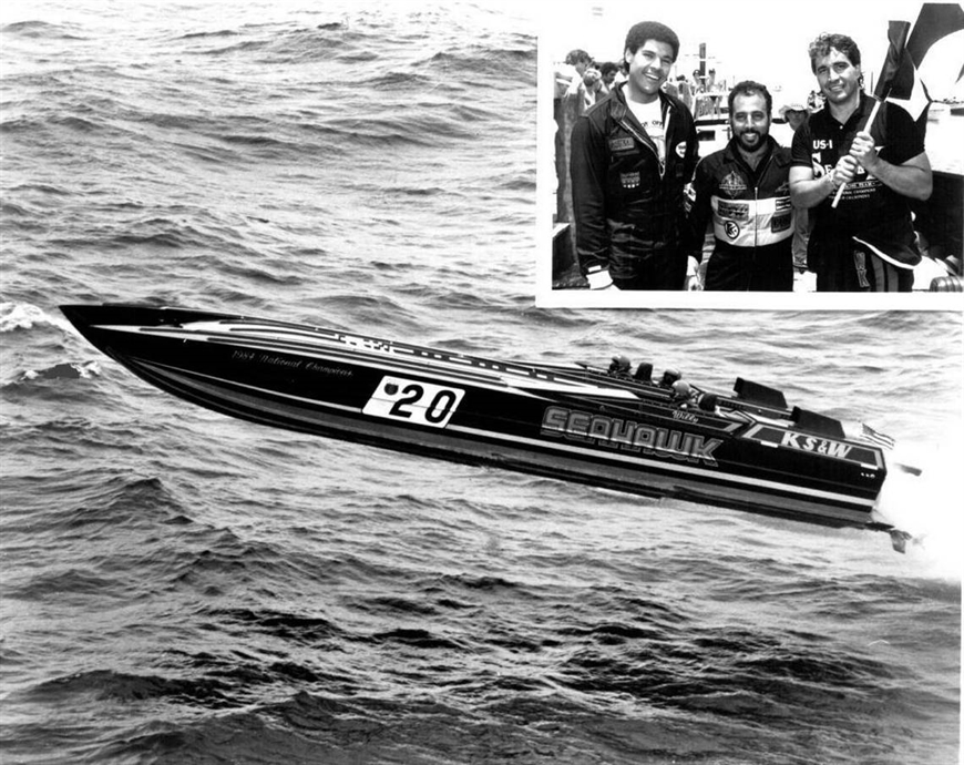 Willie falcon and Sal Magluta used their competition speed boats to smuggle huge quantities of cocaine into Florida during 70s and 80s.