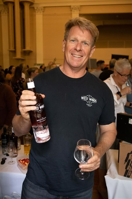 Paul from West Winds Gin