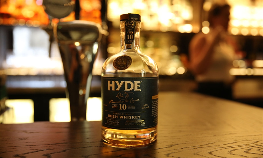Image: Hyde's No. 6 President's Reserve.